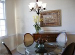 CHELSEA GREEN - DINING ROOM FURNISHED